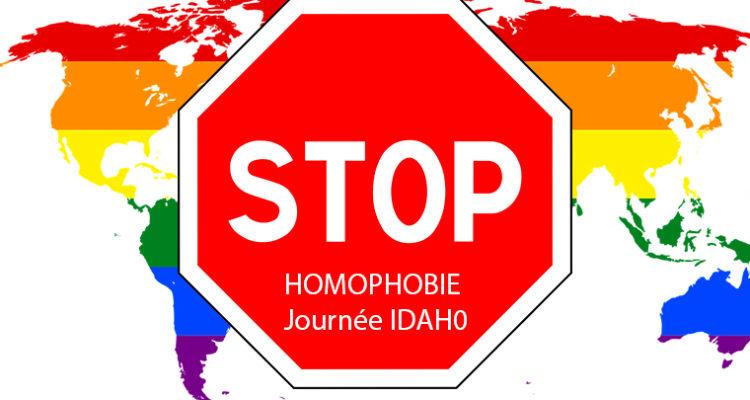 17 mai, tous alliés pour la journée mondiale contre l'homophobie