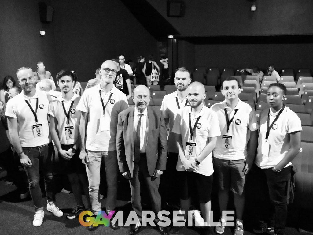Soirée d'ouverture de la PrideWeek - Gay-Marseille