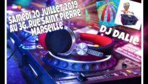 DJ DALIE AUX 3G