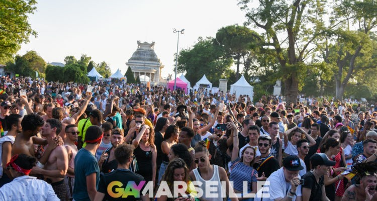 Pride Longchamp – Samedi 6 Juillet 2019