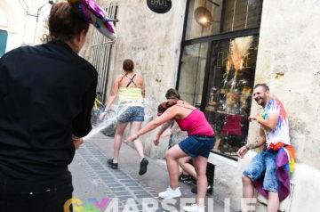 Les Bulles de Saint Roch – Fiertés Montpellier 2019