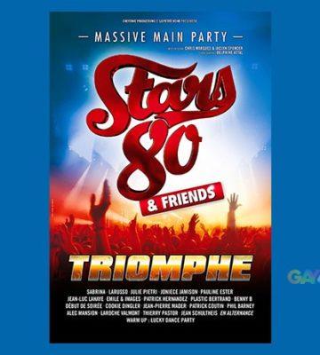 les STARS 80 reviennent au Dôme le 8 novembre 2019