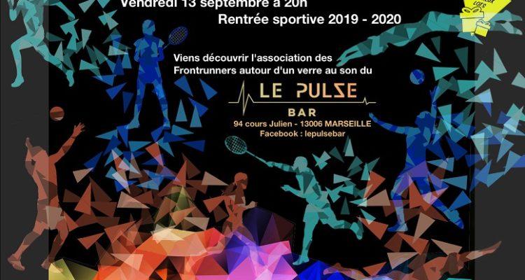 Apéro de lancement Frontrunners Marseille