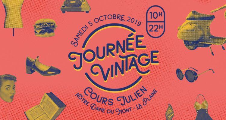 Journée vintage au cours Julien, Notre Dame du Mont et La Plaine