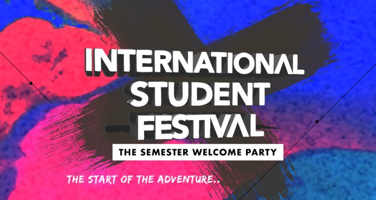 International Student Festival à Marseille