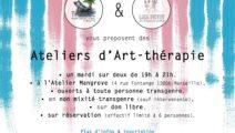 Reprise le 19 mai – Ateliers d'art-thérapie de Transat