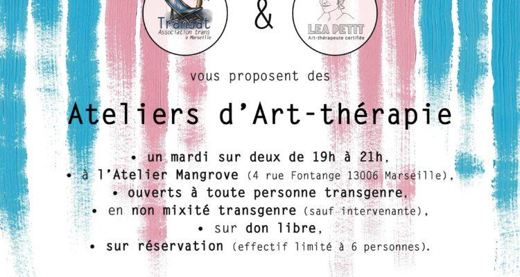 Ateliers d'art-thérapie de Transat