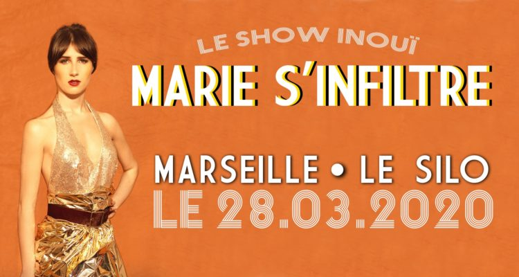 Marie S'infiltre au Silo – Marseille