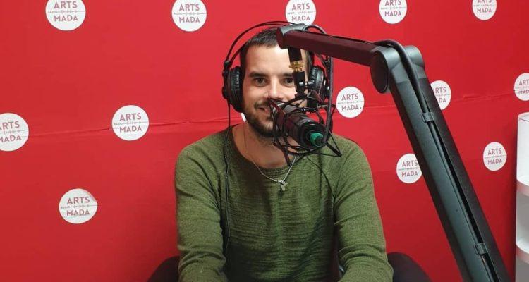 Le Zedrick Show de retour sur la radio Arts Mada