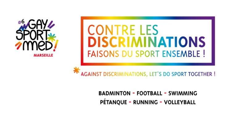 GaySportMed, l'événement sportif contre la discrimination