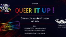 Soirée Queer It Up – GaySportMed