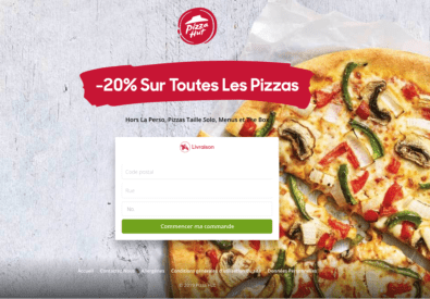 Pizza Hut à Marseille