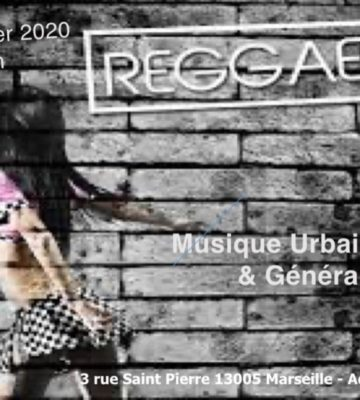 Soirée Reggaeton par Sofi – bar Aux 3G – Marseille