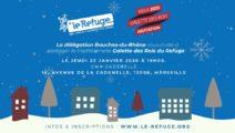 Vœux 2020 et Galette des Rois du Refuge Bouches-du-Rhône