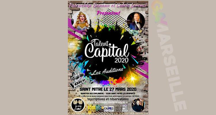 Talent Capital Saint Mitre ( Marseille) soirée Sélections