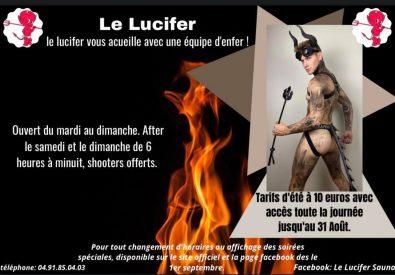 Le Lucifer Sauna Marseille