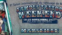 6è Salon du tatouage de Marseille