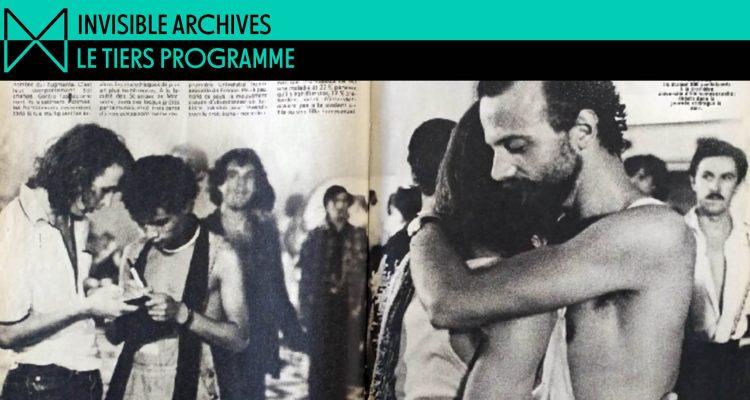 Archive invisible #7 : No Past No Future. Mémoire des sexualités