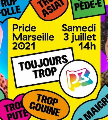 PRIDE MARSEILLE 2021 (OFFICIEL)