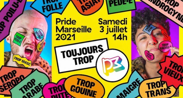Pride Marseille 2021